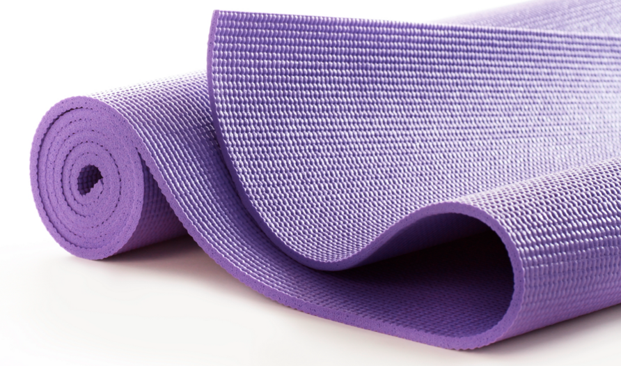 types of Yoga mats in Australia