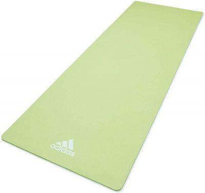 adidas yoga mat green