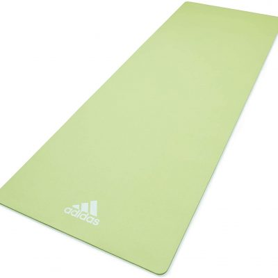 adidas yoga mat green