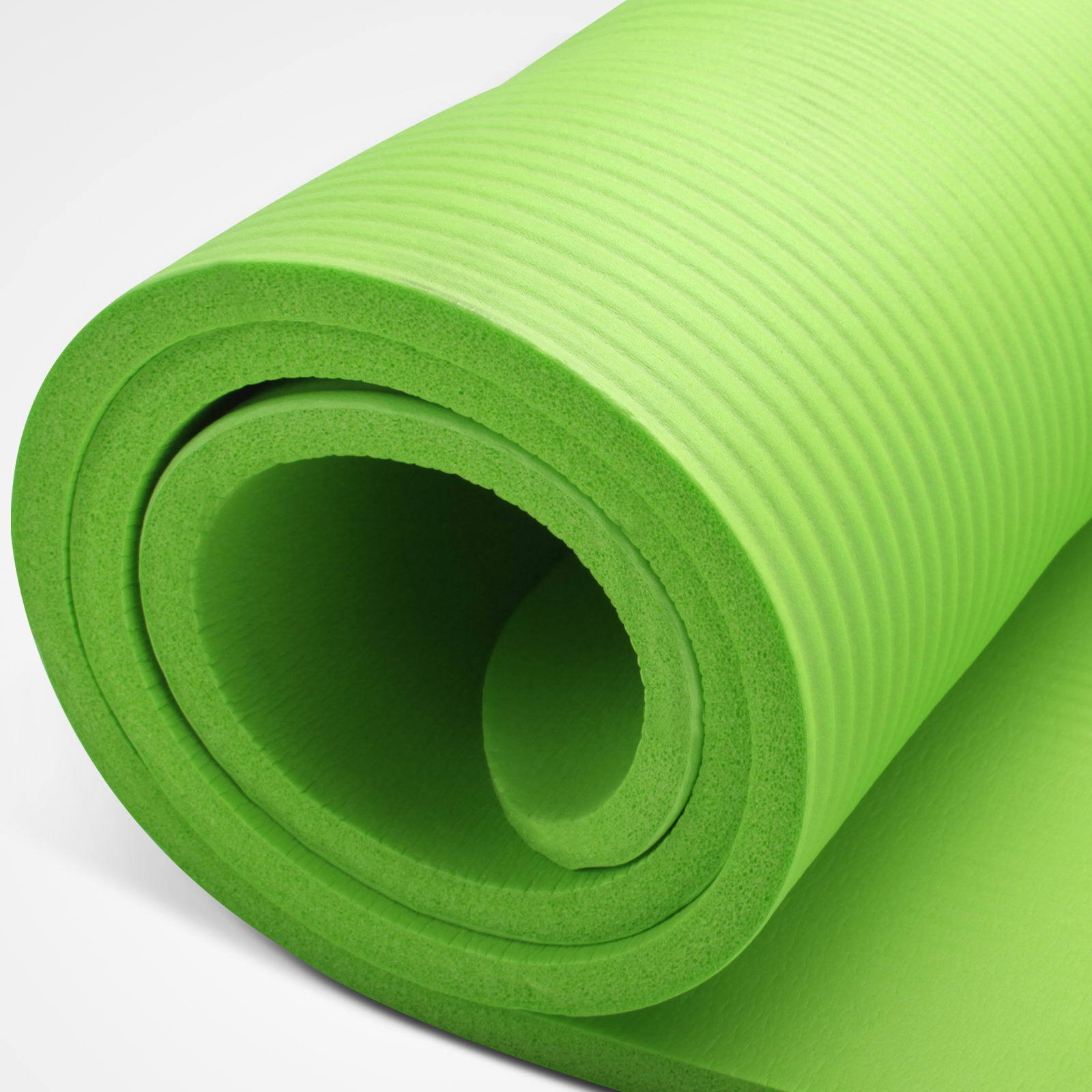 slip non itm thick yoga pilates mats mat be is ebay large just exercise loading image