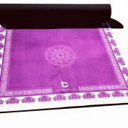 cuddlebugg mandala designer yoga mat 3