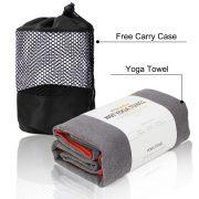 free hot yoga mat carry case