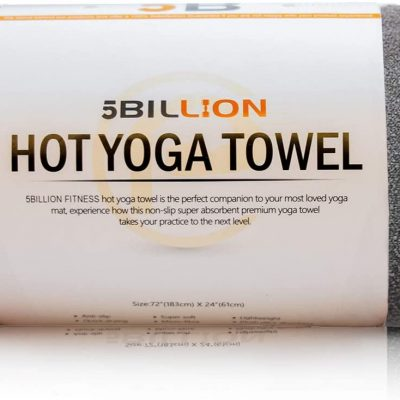 hot yoga towel 5billion