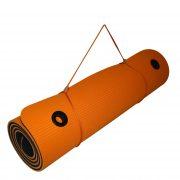 orange yoga mat 2
