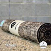 organic material yoga mat