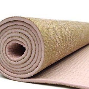 quality jute yoga mats
