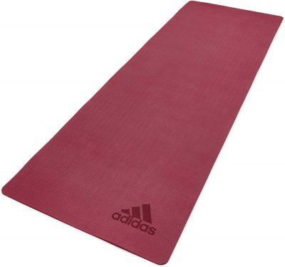 Adidas yoga mat ruby