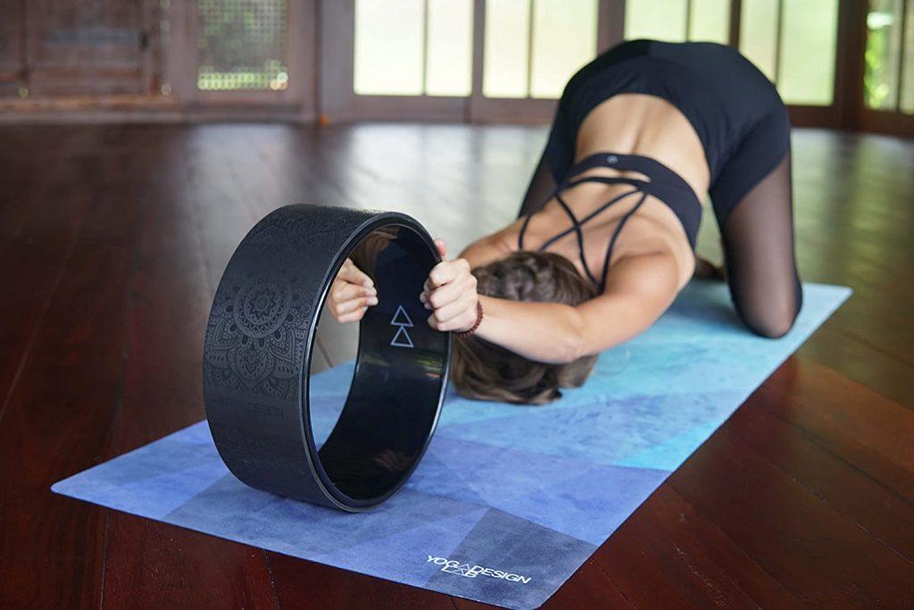 Yoga Wheel by Yoga Design Lab