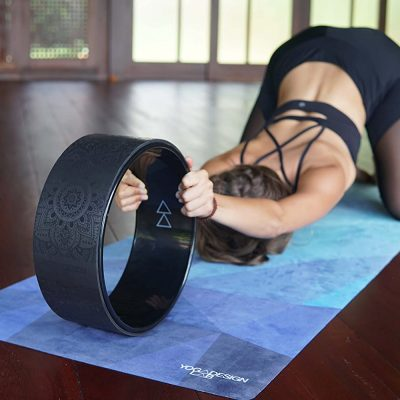 Yoga Wheel by Yoga Design Lab
